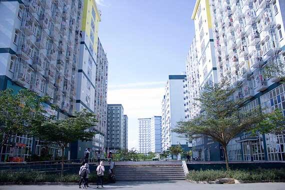 KTX đại học Ngân Hàng