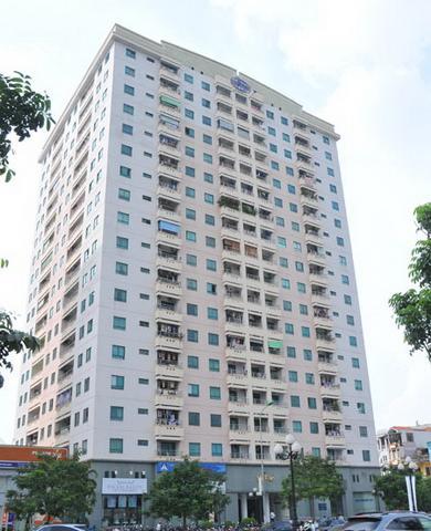 Blue Sapphire Apartment Binh Phu – District 6