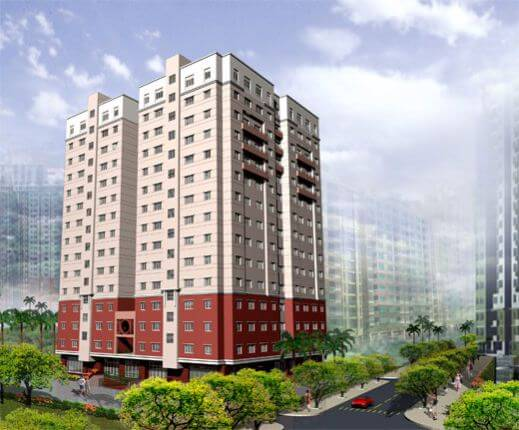 Newtown Apartment, Diep Binh Chanh, Thu Duc District