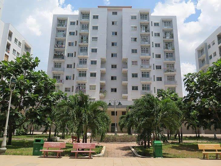 Thoi An Apartment, Thoi An Ward, District 12